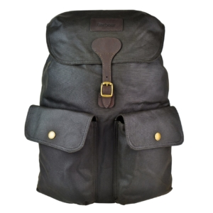 Barbour Beaufort Backpack Olive