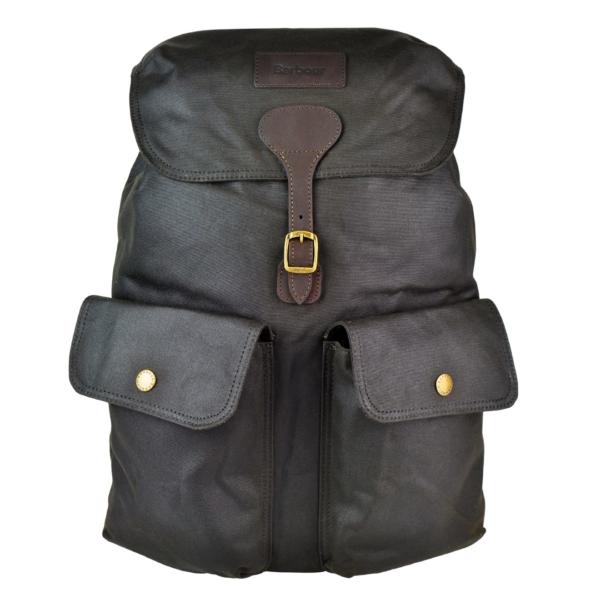 Barbour Beaufort Backpack Olive