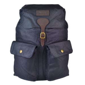 Barbour Beaufort Backpack Navy