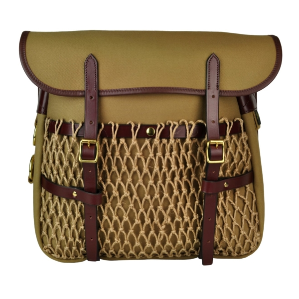 Brady Sutherland Bag With Net Khaki