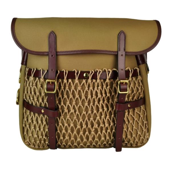 Brady Sutherland Bag With Net Khaki