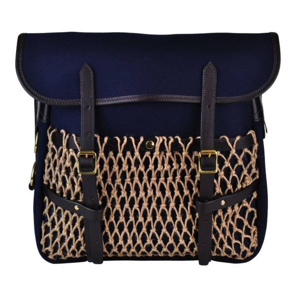 Brady Sutherland Bag With Net Navy