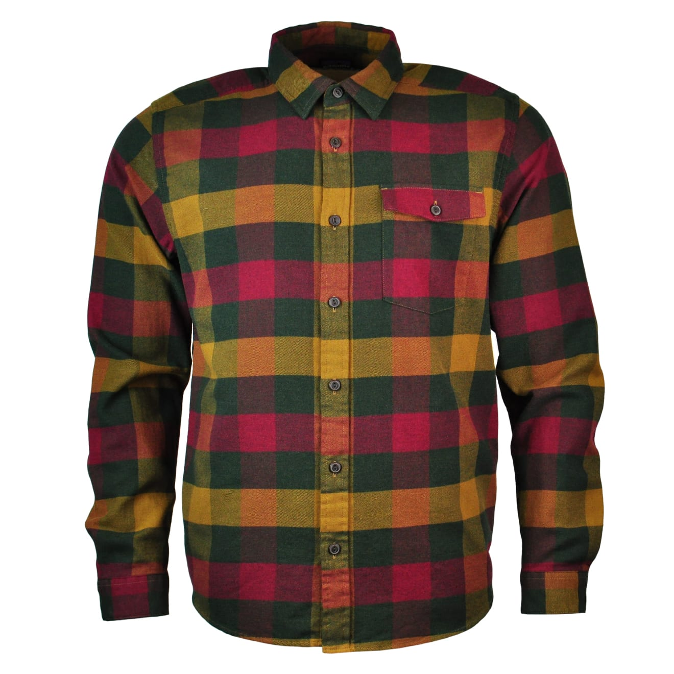 Patagonia Mens Lightweight Fjord Flannel Shirt The