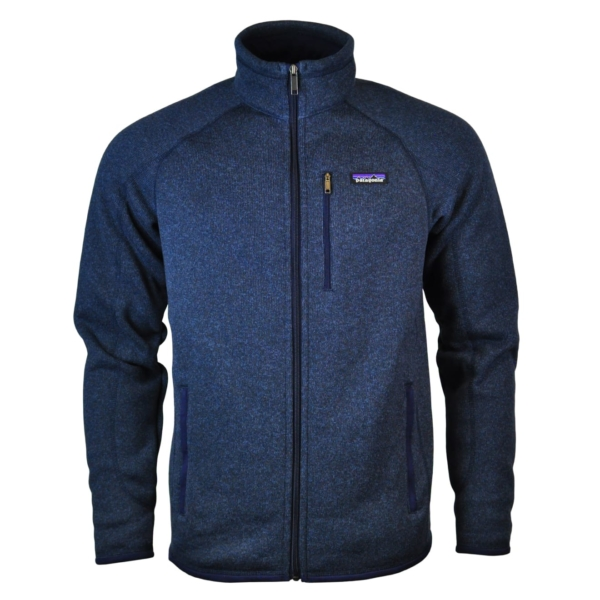 Patagonia Better Sweater Fleece Jacket Navy