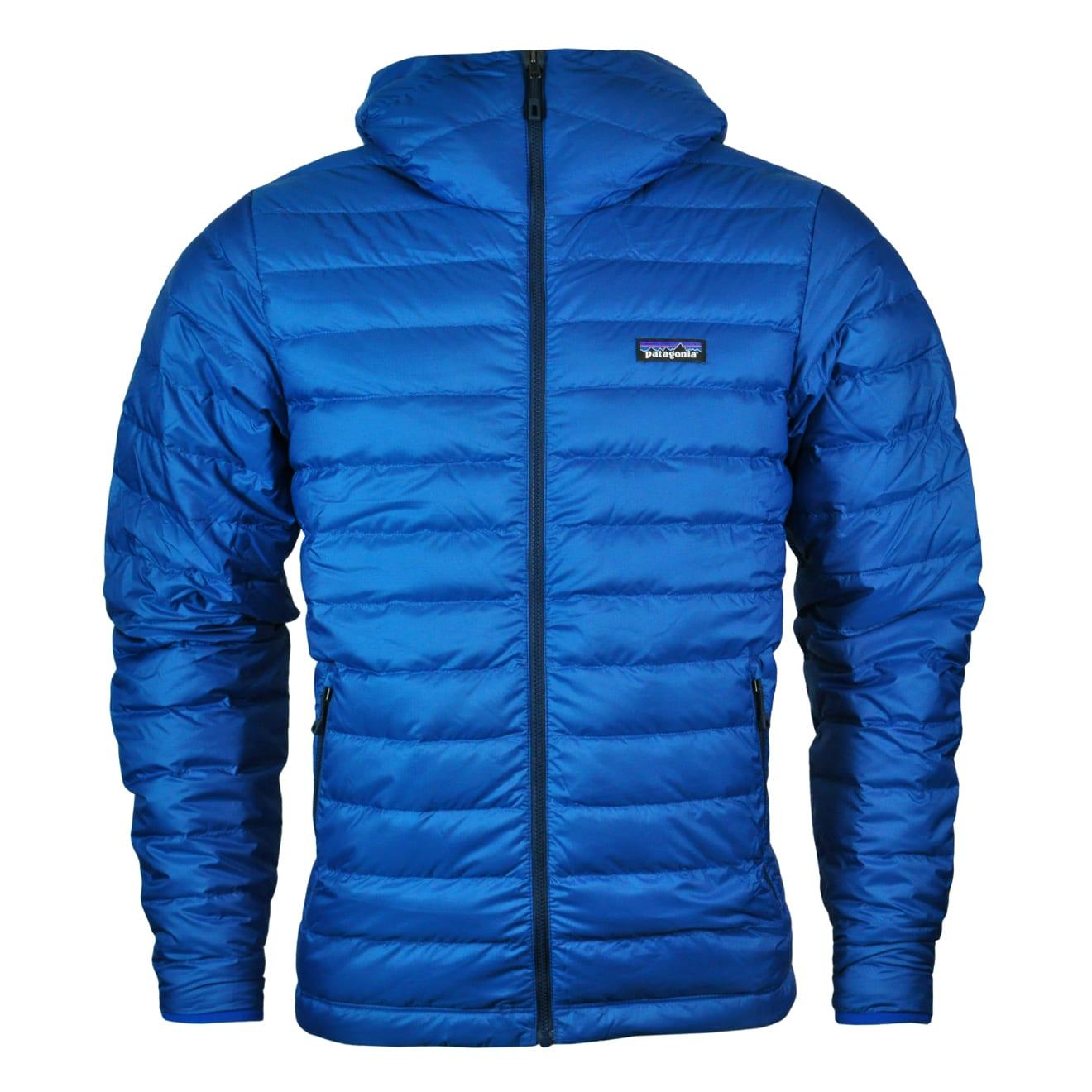 Patagonia down sweater hoody sale