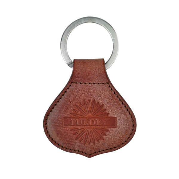 James Purdey Crown Keyring