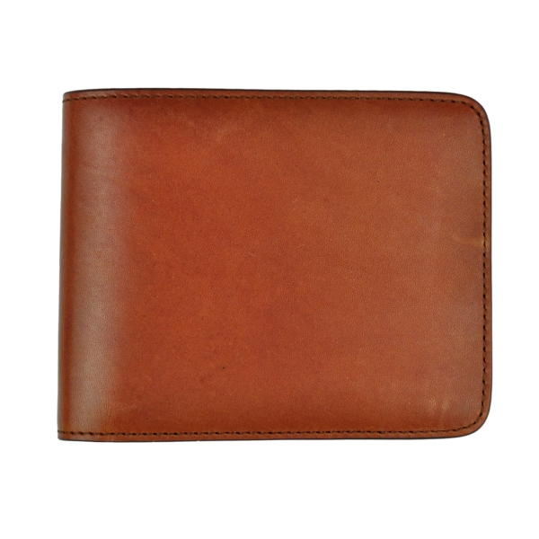 James Purdey Billfold Leather Wallet