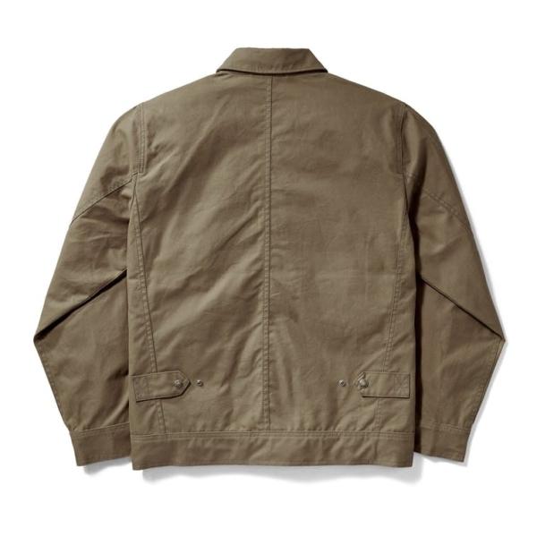 Filson Northway Jacket Dark Tan