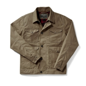 Filson Northway Jacket Dark Tan
