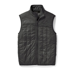 Filson Ultra Light Quilted Vest Raven