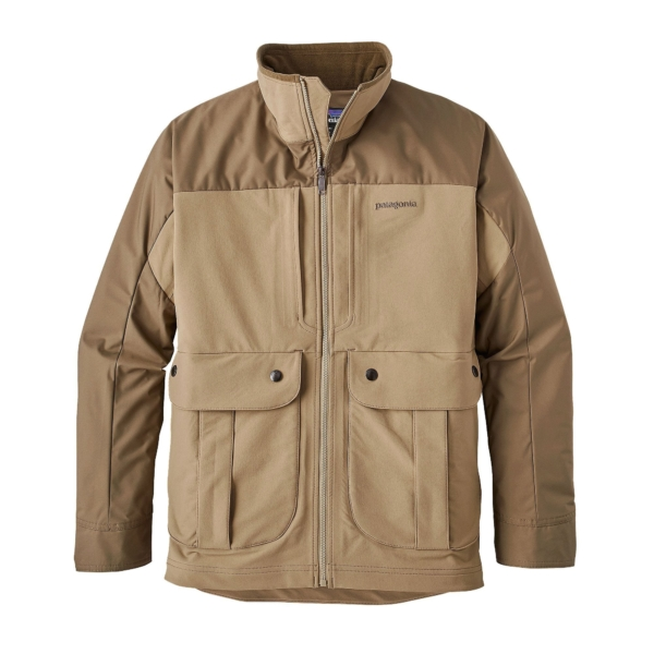 Patagonia Mens Hacking Jacket Mojave Khaki
