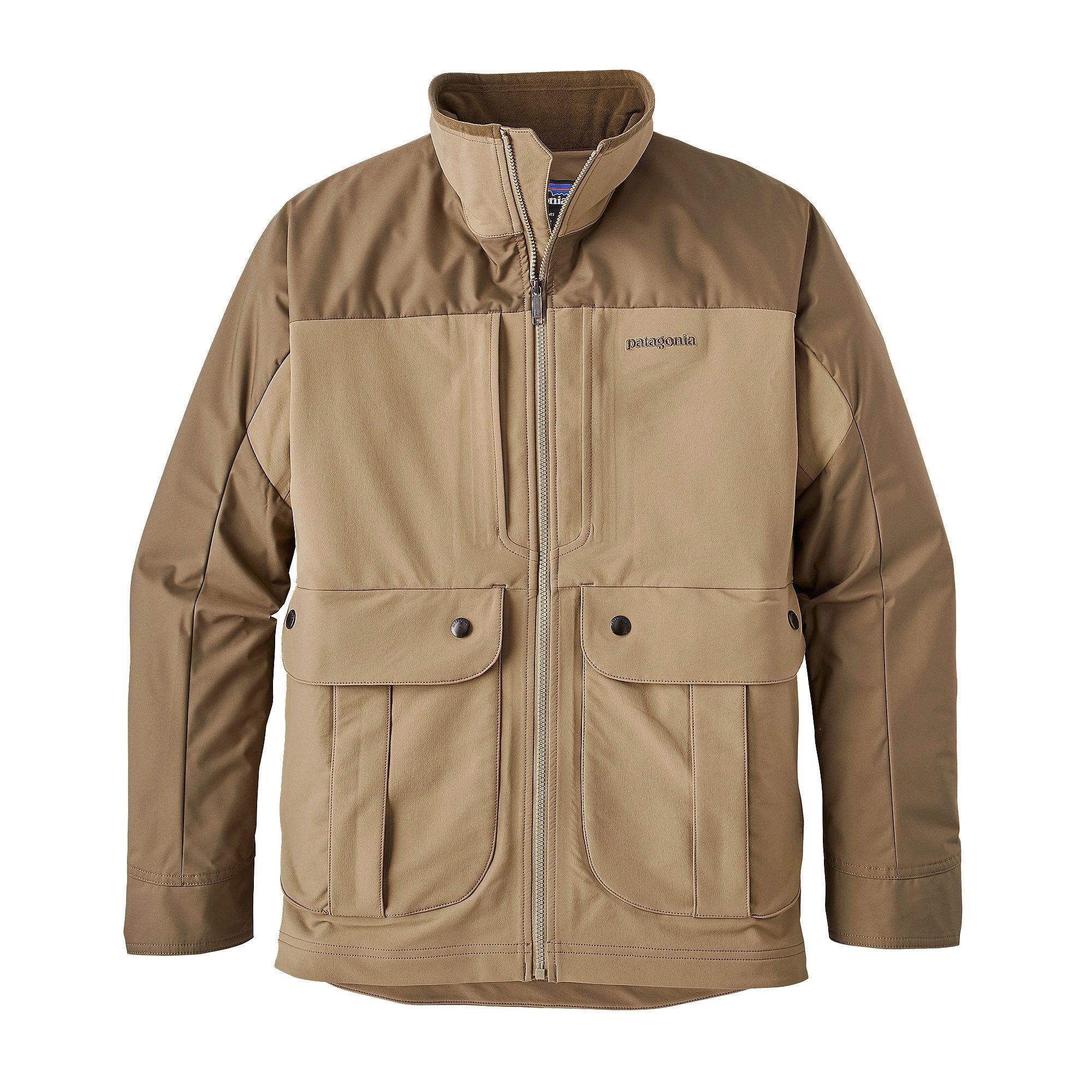 Patagonia Mens Hacking Jacket Mojave Khaki