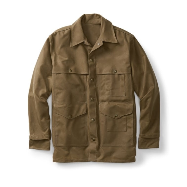Tin Cruiser Jacket Dark Tan