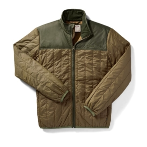 Ultra Light Quilted Jacket Olive