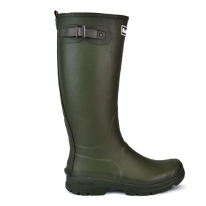 Barbour Griffon wellington boot olive
