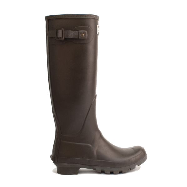 Barbour Womens Bede Wellington Boot Rustic