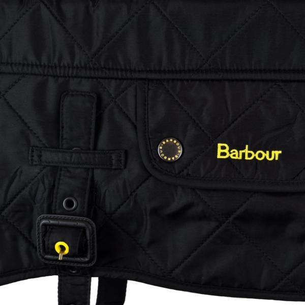 Barbour Polar Dog Coat Black