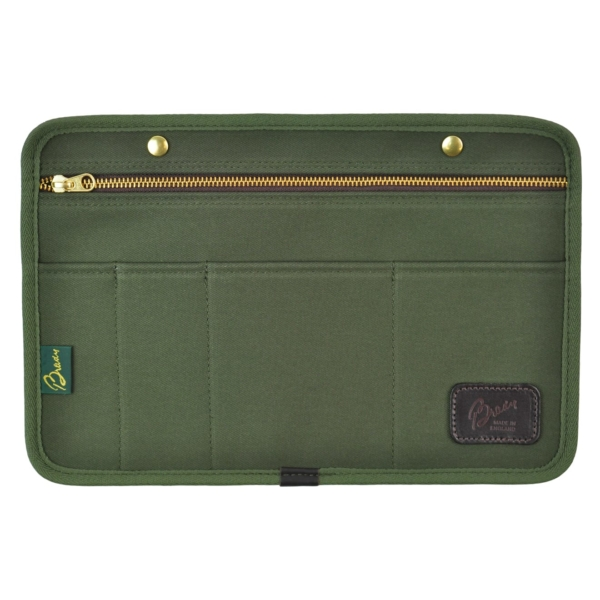 Brady Dart pop in pocket insert olive