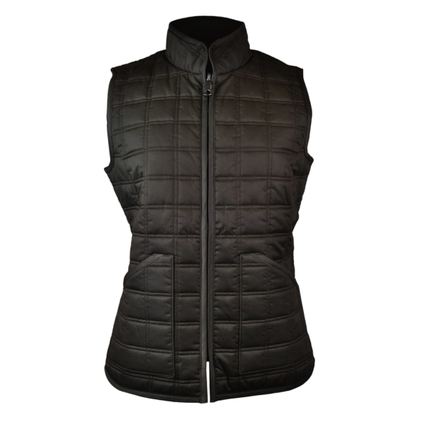 James Purdey Womens Borders Quilt Vest The Sporting Lodge