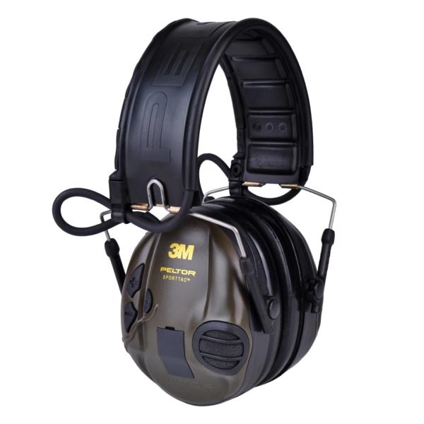 Peltor Sporttac Electronic Earmuff