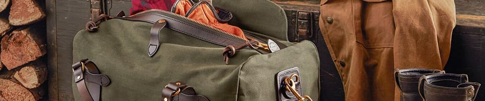 Country Style Outdoor Bags and Clothing