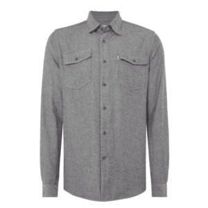 barbour-angus-shirt-grey-marl