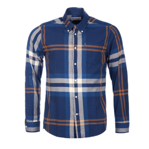 barbour-bennett-shirt-navy