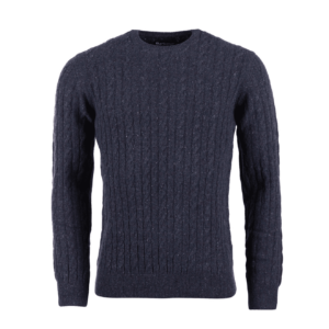 barbour-essential-crew-neck-sweater-indigo