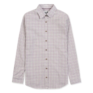 musto-womens-berry-check-shirt