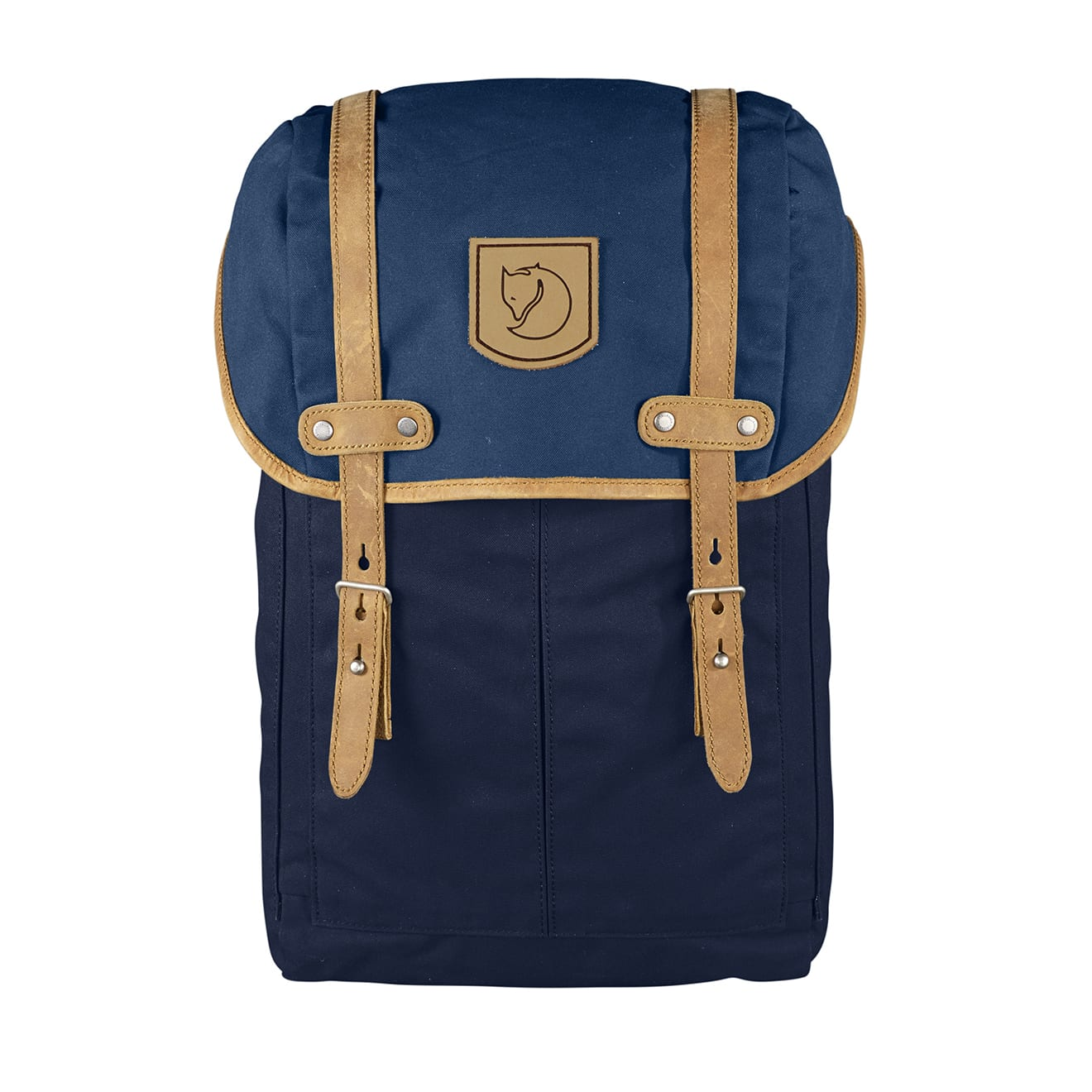Fjallraven No  21 Small Backpack Dark Navy and Uncle Blue
