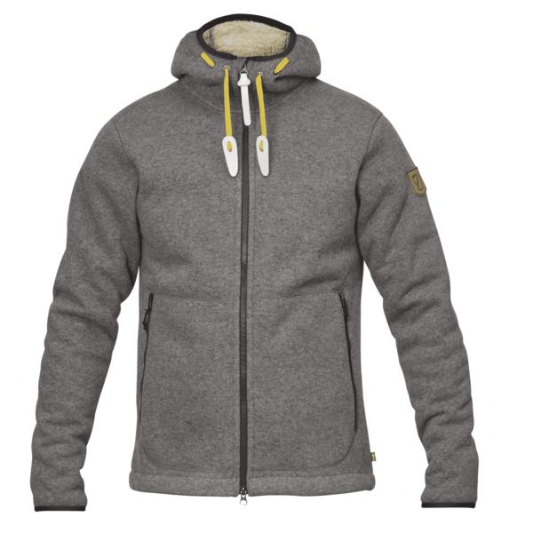 Fjallraven Polar Fleece Jacket Grey