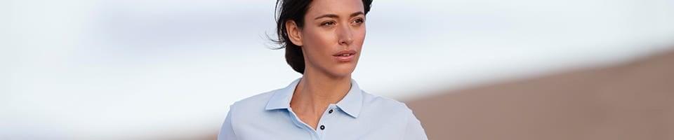 Women's Outdoor Polo Shirt
