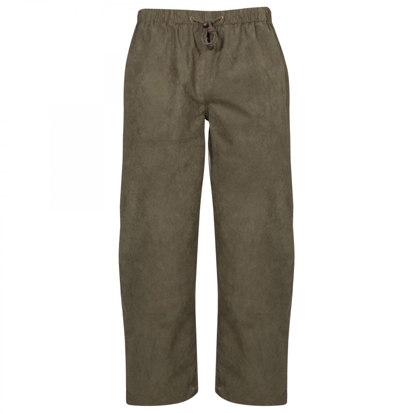 Alan Paine cambridge waterproof overtrousers olive