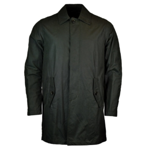 Baracuta G10 winter mac oil skin wax jacket forest 5