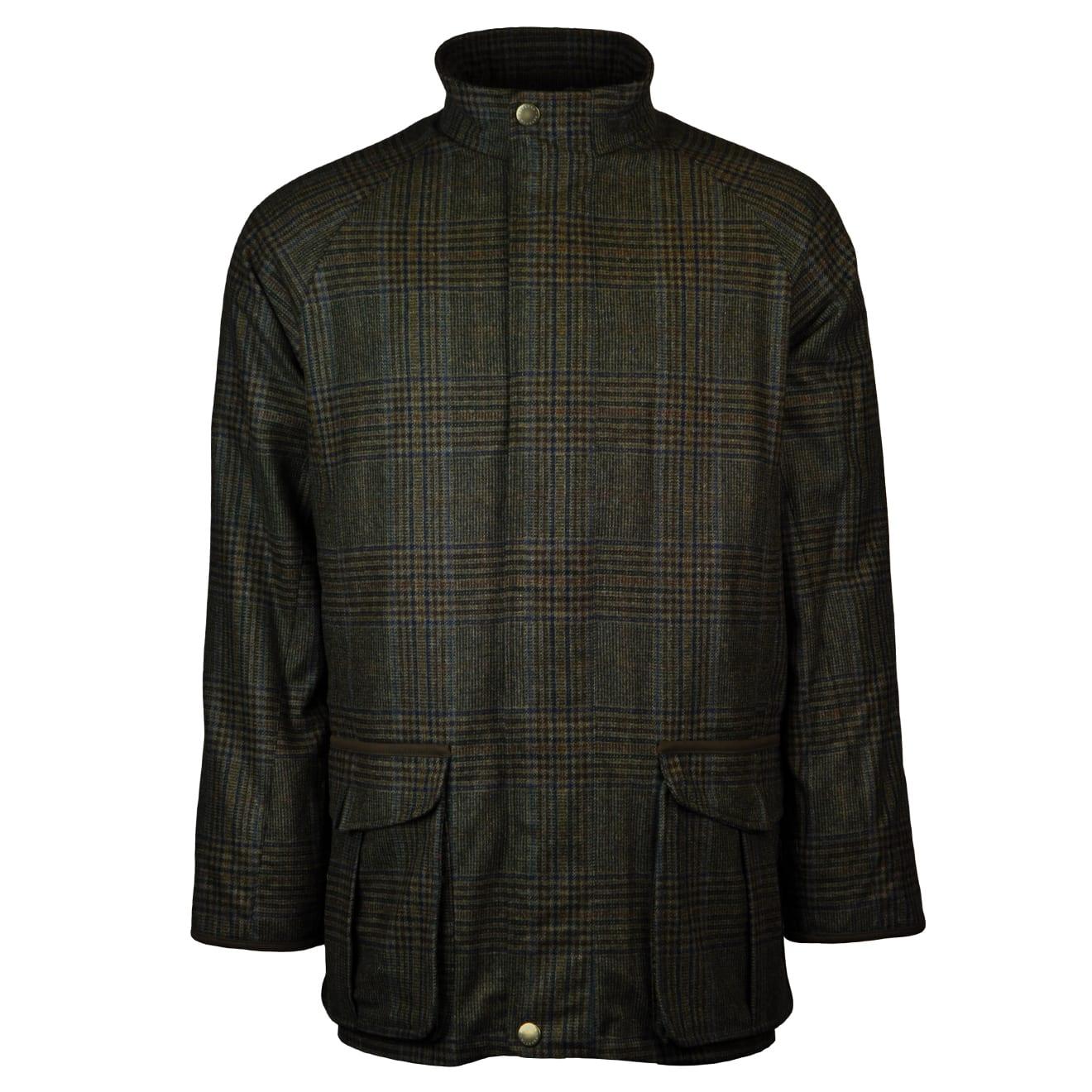 Beretta St james jacket green check 4