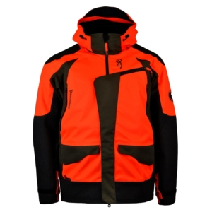 Browning Tracker One Protect Parka Jacket Blaze Orange