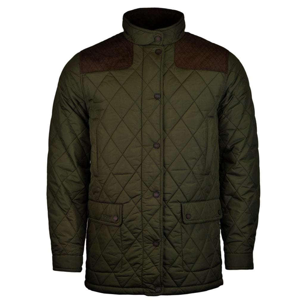 Dubarry Castlemartyr jacket olive