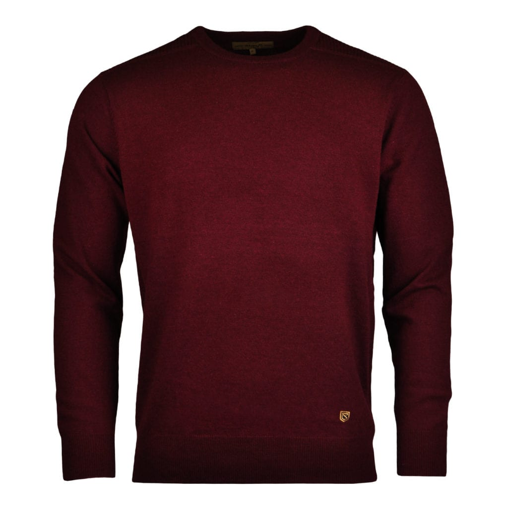 Dubarry maguire knit malbec