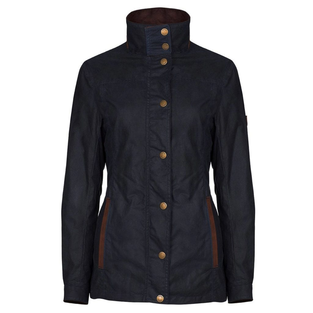 Dubarry mountrath womens jacket navy