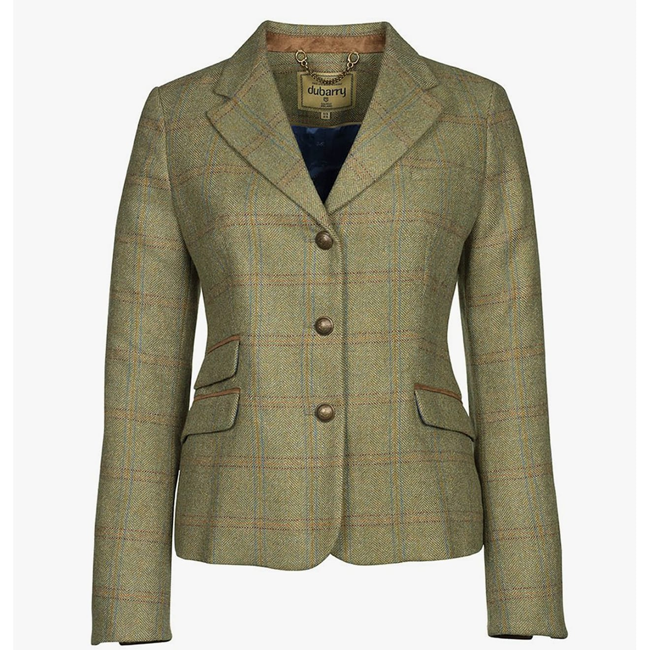Dubarry Womens Buttercup Tweed Jacket The Sporting Lodge