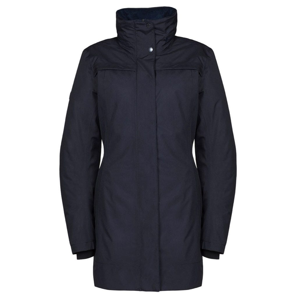 Dubarry womens leopardstown jacket navy