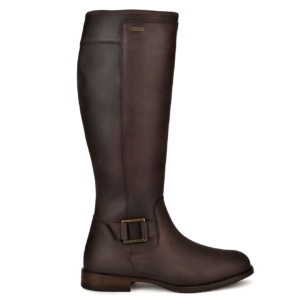 Dubarry womens limerick gortex leather boots old rum
