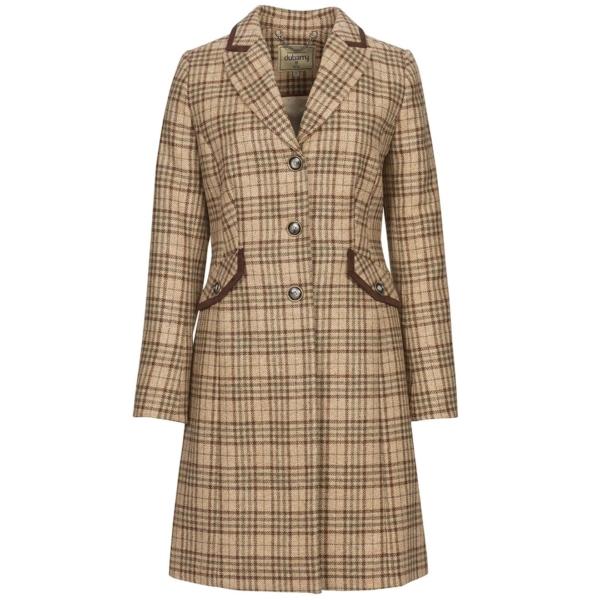 Dubarry womens whitebeam jacket pebble