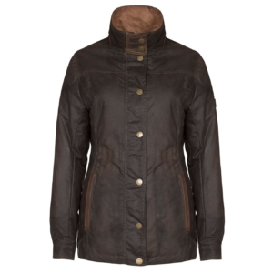 Durbarry mountrath womens jacket olive