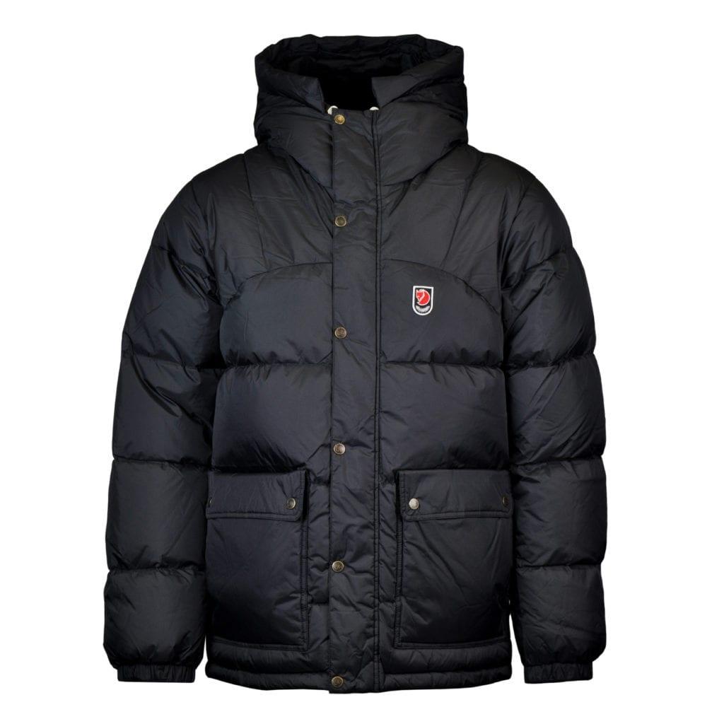 Fjallraven Expedition down lite jacket Black