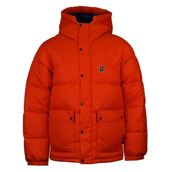Fjallraven Expedition down lite jacket flame orange