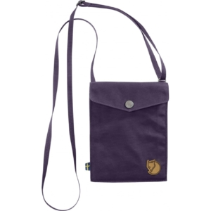Fjallraven Pocket Shoulder Bag Alpine Purple