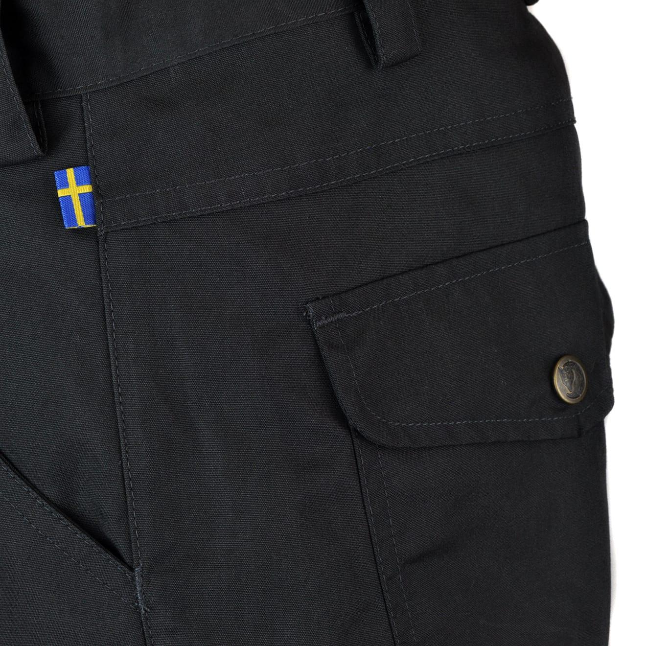 suche nach neuesten super günstig im vergleich zu Original kaufen Fjallraven Barents Pro Jeans Dark Grey / Dark Grey - The Sporting Lodge
