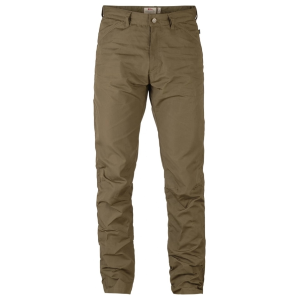 Fjallraven High Coast Fall Trousers Khaki