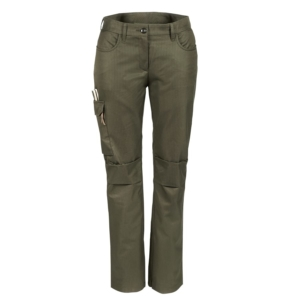 Jagdhund Womens Brennerin Trousers Green